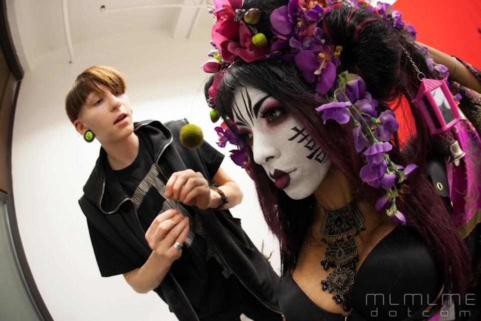 Morgan Mann and Karla Choko