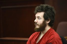 James Holmes  to plead guilty so he can avoid the death penalty.