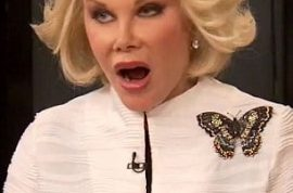 Oh really? Joan Rivers calls Ann Curry a bitch!