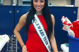 Miss Delaware Teen USA, Melissa King has two warrants for her arrest.