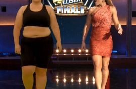 Danni Allen is the Biggest Loser. Sheds 121 pounds.