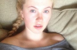 Oh really? Ireland Baldwin signed up by two leading modeling agencies.