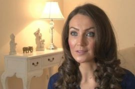 Kate Middleton look- alike Heidi Agan buys fake baby bump.