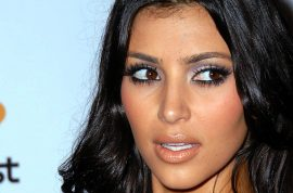 Kendall Jenner insists you stop calling Kim Kardashian fat thanks.