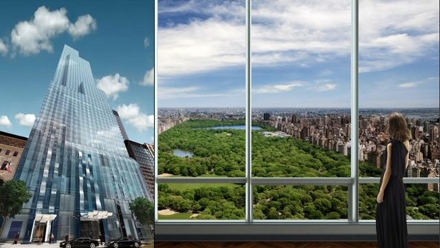 One57 skyscraper