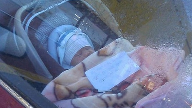 New Zealand mother leaves baby inside car