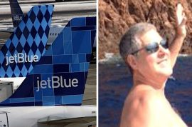 Brett Zorse is not really the JetBlue groper that you think he is .