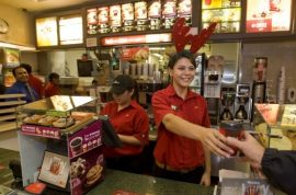 Oh really? McDonald's now denies you need a college degree to run a cash till…