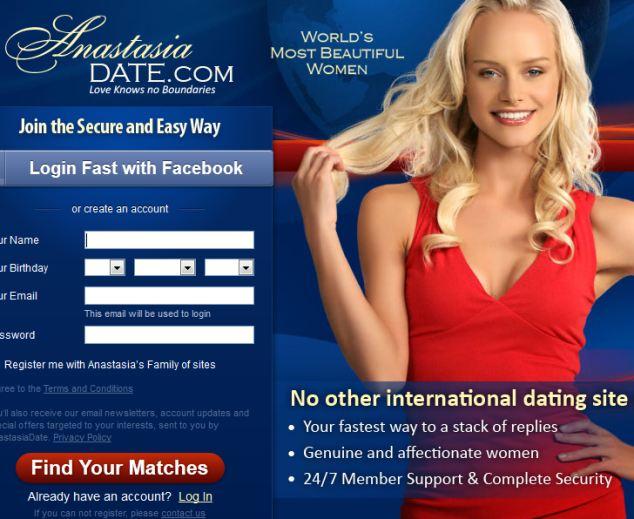 Mail order bride websites