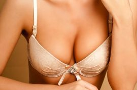 Oh really? Professor declares that bras make women's breasts saggy.
