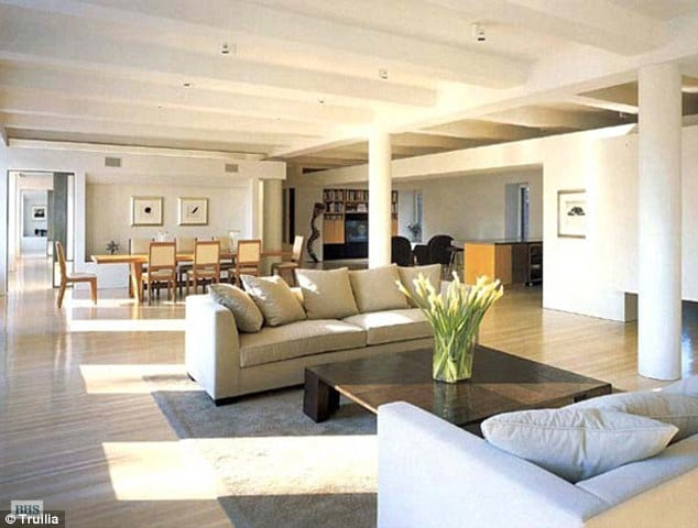 Arianna Huffington apartment