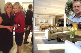 Ariana Huffington sued after trashing luxury apartment. Left bloody mattress…