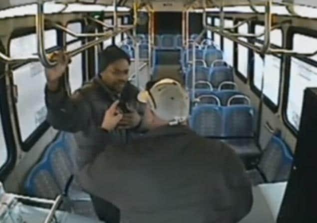 Nebraska bus driver
