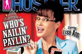 Oh really? Sarah Palin Lookalike Is World's Most Popular Female Porn Star!