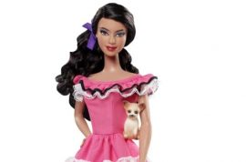 Mexico Barbie doll pisses off bloggers.