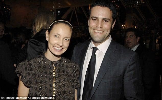 Marina Krim and Kevin Krim