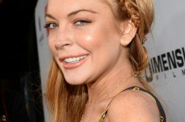 Lindsay Lohan accepts last minute deal with Betty Ford clinic. Just checked in.