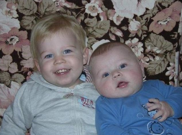 Lochlan James Stevens and Malachi Isaac Stevens