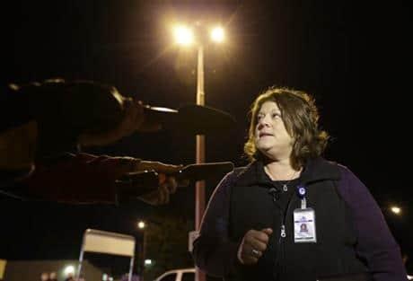 Federal Way police spokeswoman Cathy Schrock