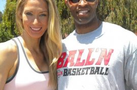 Carolyn Moos, ex fiance of NBA's Jason Collins is shocked to find out that he is gay.