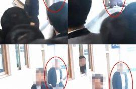 South Korean teacher beats up student then masturbates in front of class.