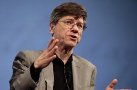 Professor Jeffrey Sachs: 'No one is interested in regulating or punishing Wall St's crooks.'