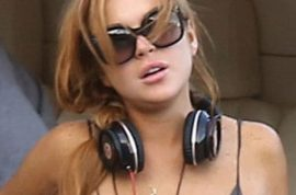 Lindsay Lohan pregnant? A media whore at her best…