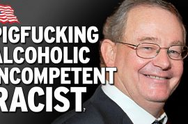NY Post Editor Col Allan is a douche bag reckons gawker.