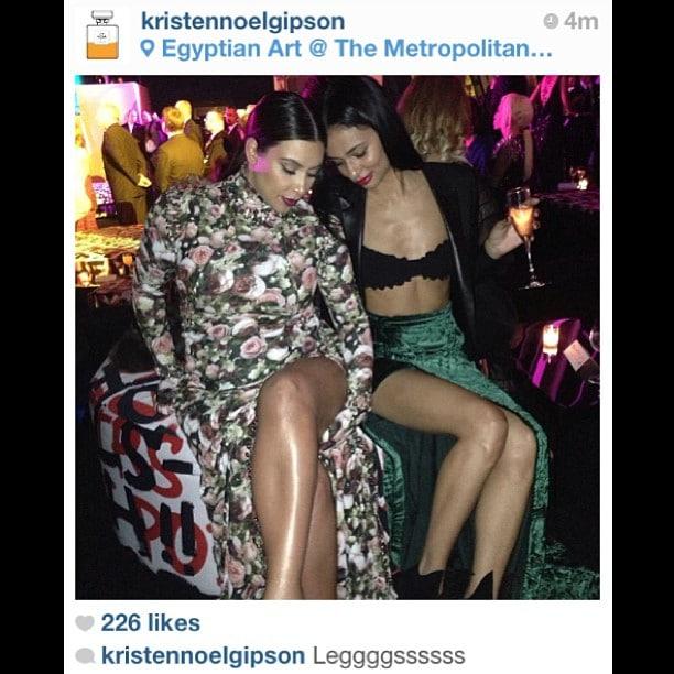 Kim Kardashian Met Ball.