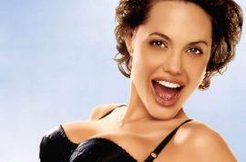 Angelina Jolie tells why she had double mastectomy. A history of self mutilation…?