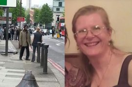 Ingrid Loyau-Kennett is the woman who calmed down the London soldier hackers.