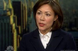 Oh really? Ann Curry is a mean spirited bixch tell neighbors.