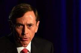 What shame? David Petraeus scores fat job with private equity firm KKR.