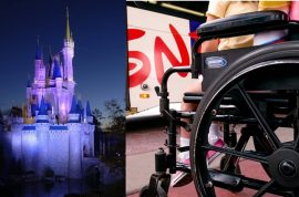 Oh really? Park Avenue moms hire handicapped tour guides so kids can cut lines at Disney World.