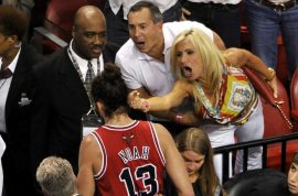 Filomena Tobias is the nightmare that gave Joakim Noah the finger.