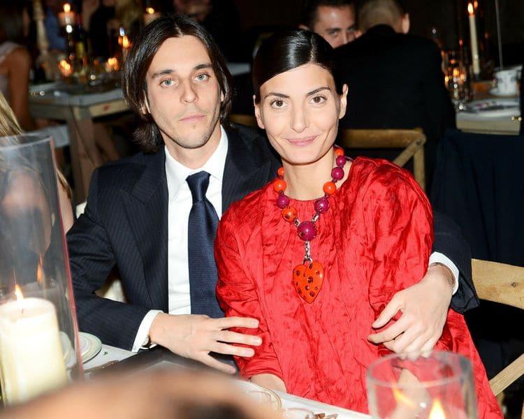 Vladimir Restoin  Roitfeld and Giovanna Battaglia