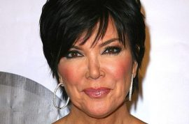 Kris Jenner is banned from ever attending the Met Ball says Anna Wintour.