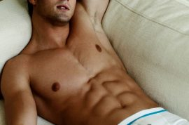 Oui? Made in France will soon sell scented underpants.