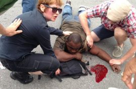 New Orleans Mothers day shooting claims 19 injured. Three suspects seen running.