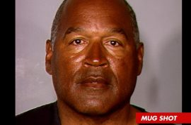 OJ Simpson has a new mugshot. Fuller and fatter too…