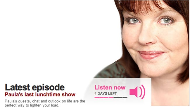 BBC's Paula White