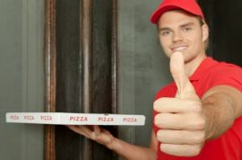 Pizza delivery man sells cocaine with pizza, why I can't blame him