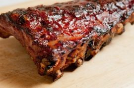Willie Smith Ward sentenced to 50 years after stealing a rack of ribs in Texas.
