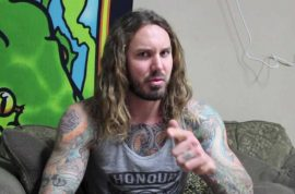 Tim Lambesis doesn't think he's guilty of plotting his wife's murder.