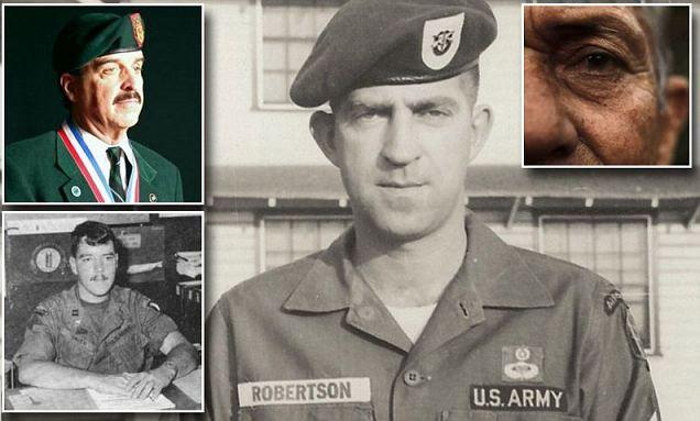 Sgt. John Hartley Robertson