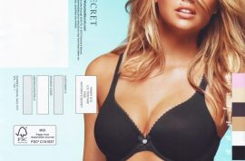Kate Upton is now finally good enough to model for Victoria's Secret.