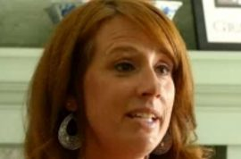 Californian teacher, Carie Charlesworth fired cause her husband is abusive.