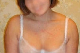 Here's a picture of a Russian teacher, Natalia Molokova in her bra that has gone viral.