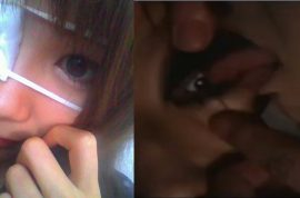Eyeball licking is now a fun trend in Japan. Want to go blind and catch conjunctivitis?