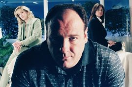 Soprano's James Gandolfini found dead by his son in hotel room. A lost dream…